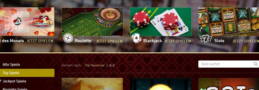 Im CasinoClub spielen, viele Vorteile genießen!